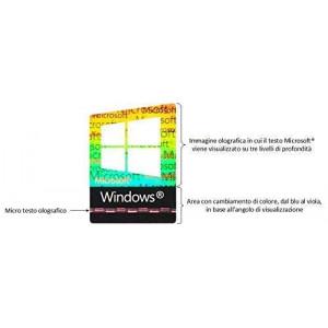 Windows 10 Pro OEM DSP OEI OEM DVD + COA pack Microsoft Corporation - 8