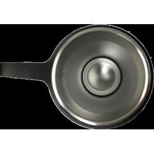 Borraccia Termica CheckPoint in Acciaio Inox a Doppia Parete, Senza BPA, Termica Fino a 28 Ore di Freddo e 12 Ore di Caldo Briga