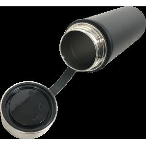 Thermoflasche CheckPoint aus doppelwandigem Edelstahl, BPA-frei, thermisch Brigata Nerd - 11