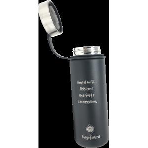 Thermoflasche CheckPoint aus doppelwandigem Edelstahl, BPA-frei, thermisch Brigata Nerd - 10