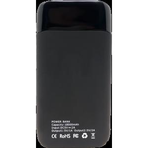 Powerbank GameOver 10.000 mah ricarica rapida con doppia USB normale e Type C Brigata Nerd - 8