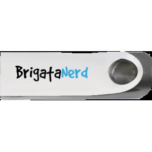 Pendrive LevelUp chiavetta flash USB 3.0 fino a 150mb/sec Brigata Nerd - 3