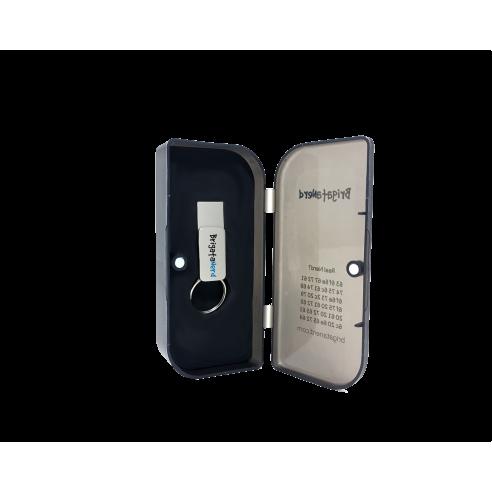 Pendrive NextLevel OTG Type C lecteur flash USB 3.0 jusqu'à 150 mo/sec Brigata Nerd - 1