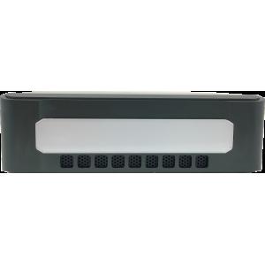 Mini-PC Tank aluminium-gehäuse mit wärmeableitung aktive und TPM-chip Brigata Nerd - 8