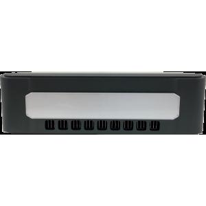 Mini-PC Tank aluminium-gehäuse mit wärmeableitung aktive und TPM-chip Brigata Nerd - 10