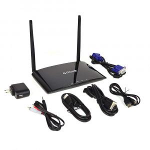 EZCast PRO Box B02 HDMI/VGA-Ethernet o WiFi, Pantalla de 2,4 Ghz / 5 ghz con Soporte Miracast, AirPlay y en pantalla EzCast - 6