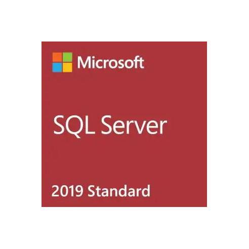 Microsoft SQL Server Standard-2019 - licencia de Servidor digital Microsoft Corporation - 1