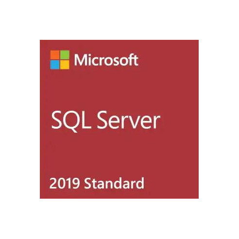 Microsoft SQL Server Standard-2019 - licencia-2 Core digital Microsoft Corporation - 1