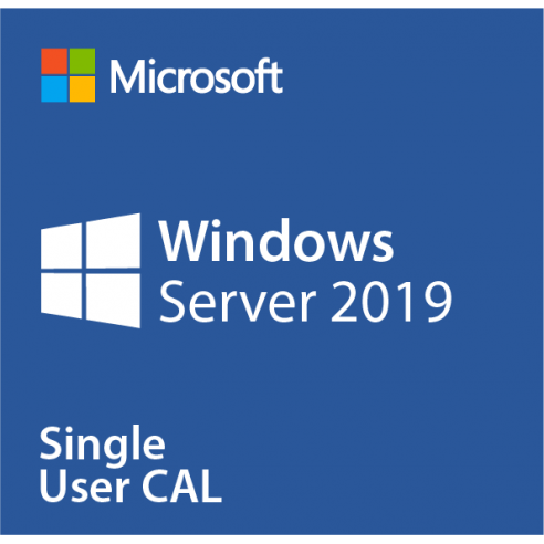 Microsoft Windows Server CAL 2019 - 1 User CAL OEM Microsoft Corporation - 1