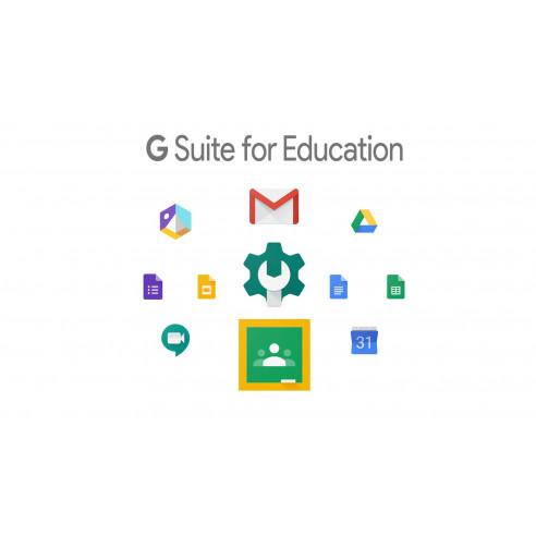 Assistenza e configurazione G Suite for Education Covid19 Google - 1