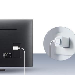 EZCast Compact CS2 - Compatibile con protocolli AirPlay, Chromecast, Miracast, DLNA EzCast - 3