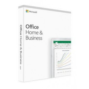 Microsoft Office Home & Business 2019 - PC Mac Retail EU Microsoft Corporation - 1