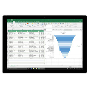 Microsoft Office Home & Business 2019 - PC Mac Retail ENG EU Microsoft Corporation - 3