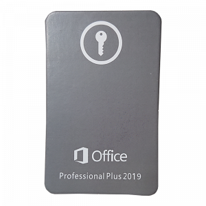 Microsoft Office Professional Plus 2019 - Retail-ENG-DVD Microsoft Corporation - 5