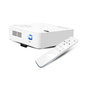 portable Projector EZCast Beam, J2 is Compatible with the protocols AirPlay, Chromecast, Miracast, DLNA EzCast - 1