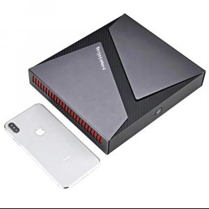 Mini jeux PC en aluminium Intel 9e et GTX1650 avec dissipation active Brigata Nerd - 3