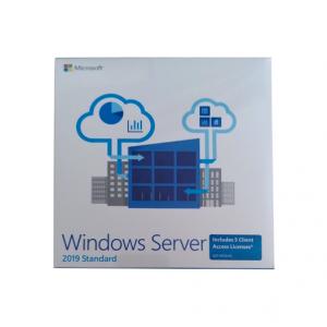 Windows Server Standard 2019 64-Bit Englisch Retail 16 Core P73-07680 Microsoft Corporation - 1