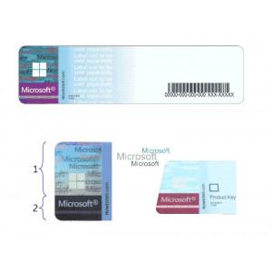 Windows 10 Pro Retail HAV-00060 USB FPP P2 32-64 bits Anglais International May 2020 Update (2004) Microsoft Corporation - 3