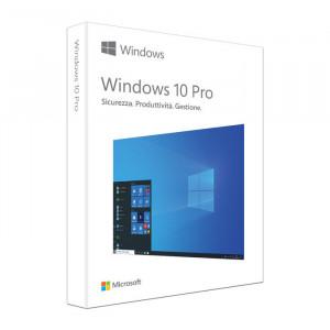 Windows 10 Pro Retail HAV-00127 USB FPP P2 RS 32-64 bit Italiano - 3