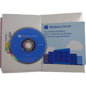 Windows Server Standard 2019 OEM OEI DSP P73-07788 DVD 64bit 16C Anglais International Microsoft Corporation - 3