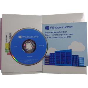 Windows Server Standard 2019 OEM OEI DSP P73-07788 DVD 64bit 16C Inglese Internazionale Microsoft Corporation - 3