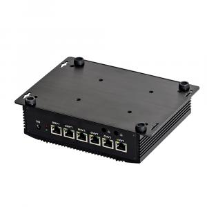 Firewall 6 porte LAN in alluminio con dissipazione passiva Brigata Nerd - 3