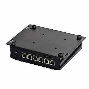 copy of Mini PC Tank in aluminum with dissipation and active TPM chip Brigata Nerd - 3
