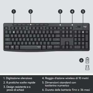 Logitech MK295  - 9