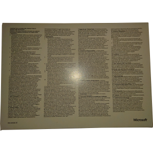 copy of Windows 10 Pro Retail HAV-00127 USB FPP P2 RS 32-64 bit Italienisch Microsoft Corporation - 5