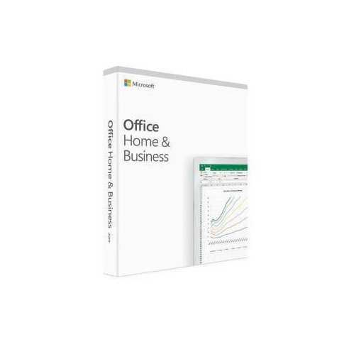 Microsoft Office Home & Business 2019 - PC Mac Retail EU Microsoft Corporation - 1