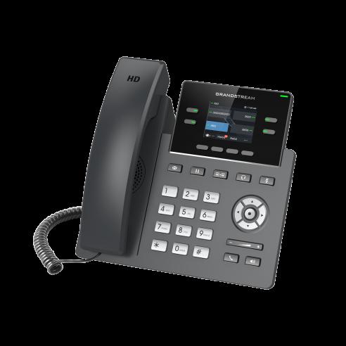 Telefono VoIP GRP-2612P Grandstream PoE  - 1