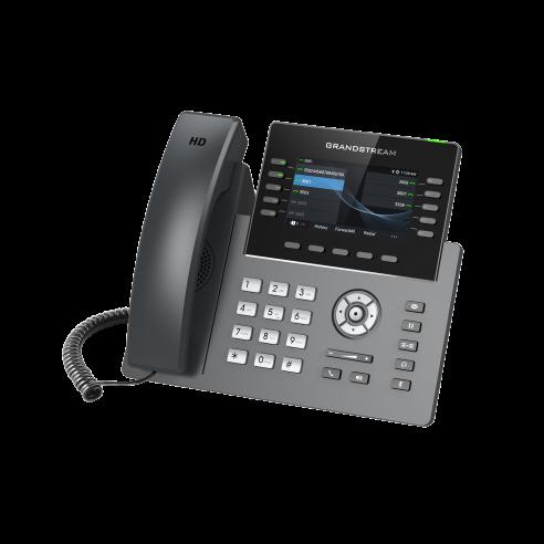 Telefono VoIP GRP-2615 Grandstream PoE 6 Account WiFi Bluetooth Grandstream - 1