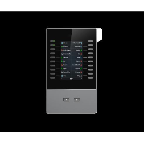 Estensione Tasti GBX20-EXT per GRP2615 Carrier-Grade e GXV3350 IP Video Phone Grandstream - 1