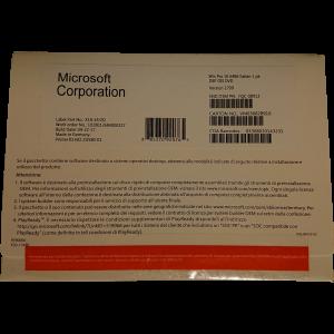 Windows 10 Pro OEM DSP OEI OEM DVD + COA pack Microsoft Corporation - 10