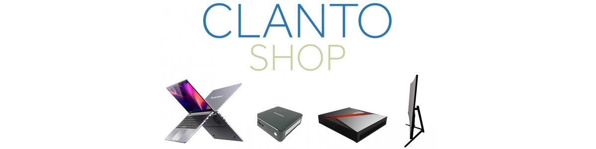 Tiendas de TI: PC, portátiles y accesorios en Clanto Shop